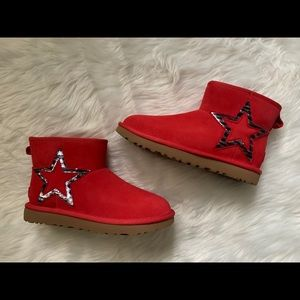 UGG shortie boots